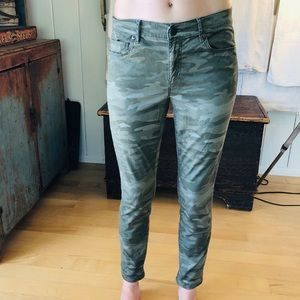 ♥️ LOFT ♥️ Camo Pants